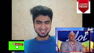 Pakistani Reaction on Pakistan Idol funny auditions