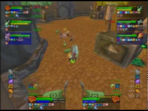 IEM IV World Championship - World of Warcraft Grand Final: Team EG vs. Team Dignitas