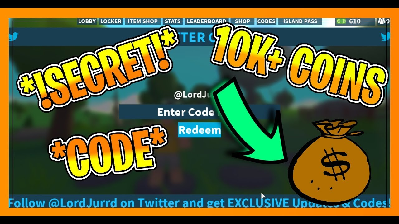 New All Working Codes For Island Royale April 2019 Youtube