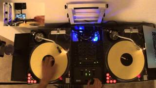 Uptown Funk - Turntable Routine DJZ (Mark Ronson ft. Bruno Mars)
