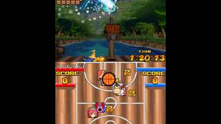 Nintendo DS Longplay [067] Mario Hoops 3 on 3