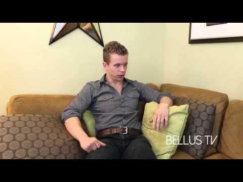 Justified Actor Jesse Luken  for Bellus Magazine