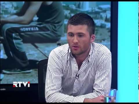 Интервью с Евгением Орловым -- исполнителем главной роли в картине Белая пантера