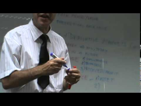Financial Derivatives - Lecture 02