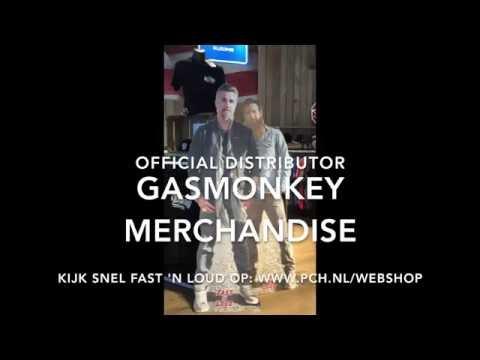 Gas Monkey Garage Merch - YouTube
