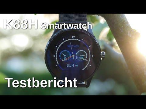 K88H Smartwatch Testbericht - www.technoviel.de