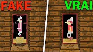 JE TROLL LES JOUEURS AVEC UN FAUX TABLEAU ! | Minecraft Murder