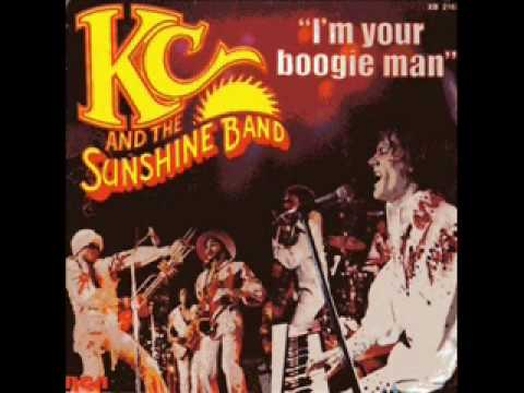 Kc & The Sunshine Band - I'm Your Boogie Man