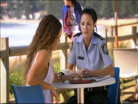 Home & Away  Esther Anderson as Sgt. Charlie Buckton. Part 273.