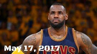 LeBron Highlights   Cleveland Cavaliers vs Boston Celtics   Game 1   May 17, 2017   NBA Playoffs