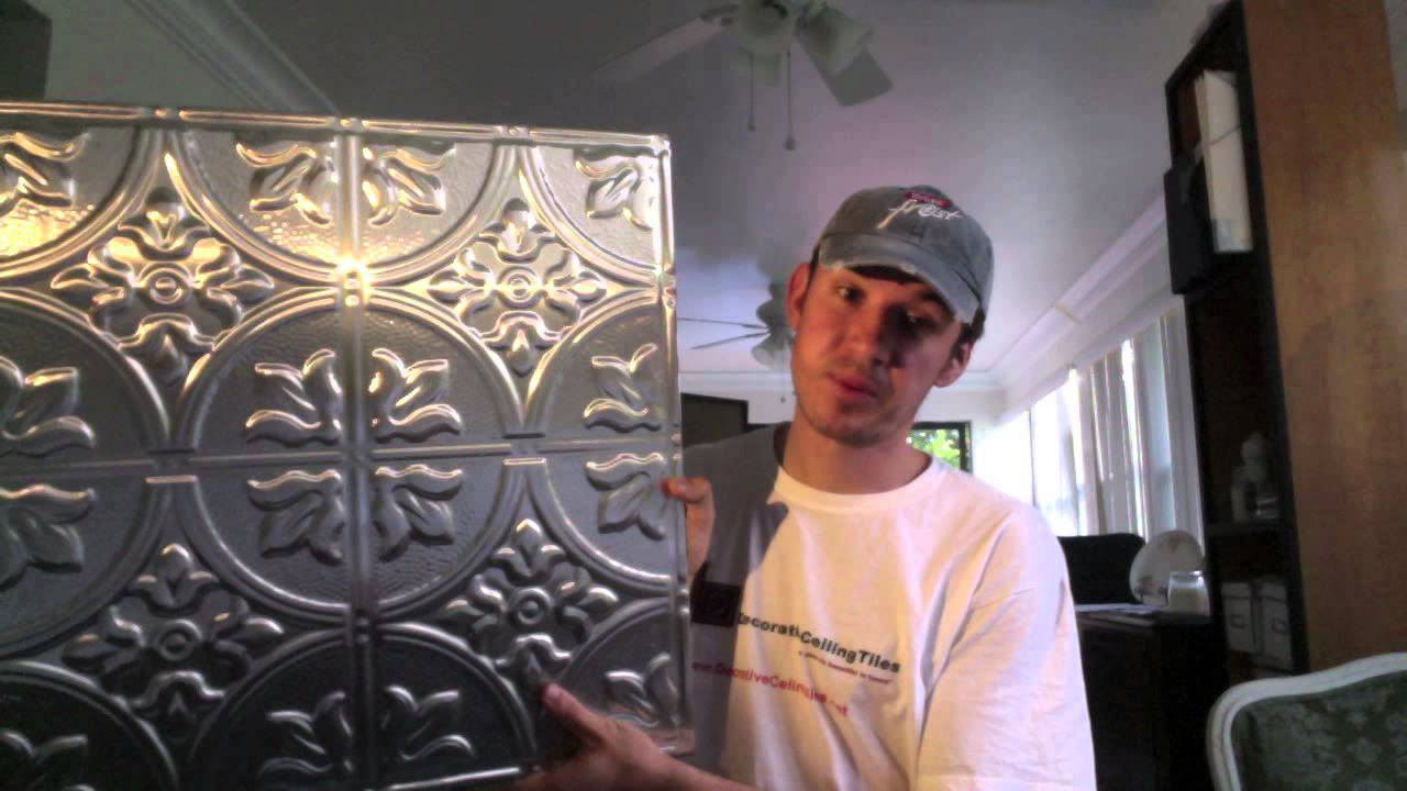 How do i know if i need nail up or glue up ceiling tiles youtube dailygadgetfo Images