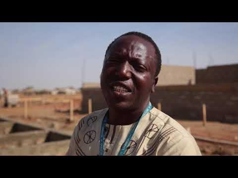 Fonds fiduciaire de l'UE - Burkina Faso - Camp de Goudoubo 2017 © Fanny KABRE