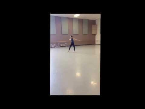 """Drive"", Bradford Chin - CSULB Dance 2015-2015 Scholarship Audition"