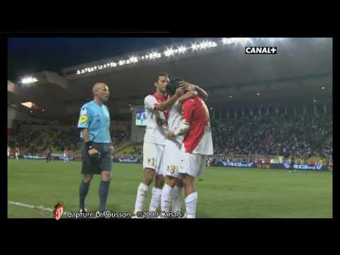 [2009/2010] 2009/09/13 AS Monaco 2-0 PSG Park goal (1호)