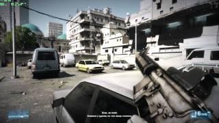 Battlefield 3 Gameplay 1080p i5 2500 GTX 560 Ti HAWK