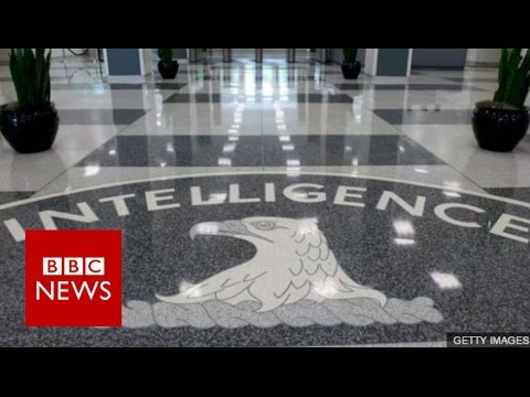 Wikileaks 'reveals CIA hacking tools' - BBC News