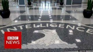 Wikileaks 'reveals CIA hacking tools'   BBC News