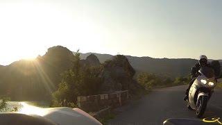 Lac de Castillon, Alpes de haut Provence