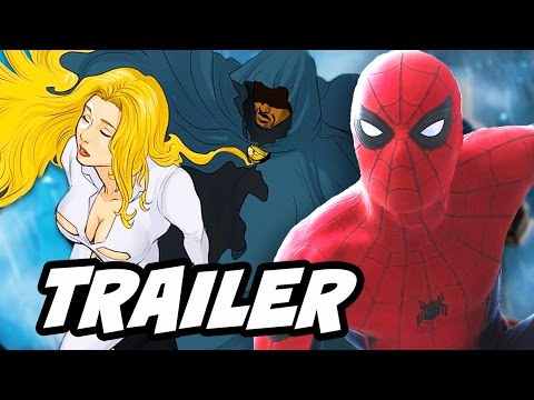 Thumbnail: Marvel Cloak and Dagger Season 1 Trailer Reaction and Spider Man Comics Easter Eggs