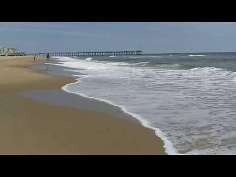Virginia Beach- Ocean Waves