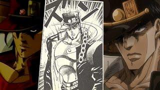 Jojo vs Dio comparison |Manga| vs. |1993| vs. |2015| with ZA WARUDO!
