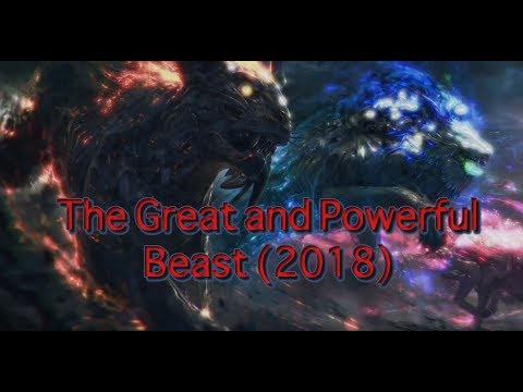 IT'S HERE - The Great and Powerful Beast of Revelation