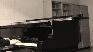 JAM ProjectのVICTORYをピアノで弾いてみました.