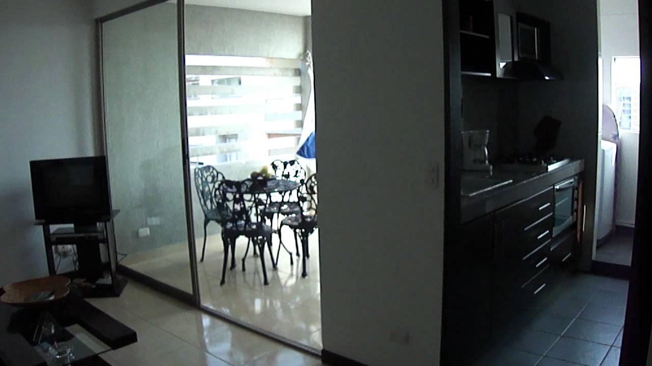 alquiler apartamento por dias cali colombia youtube