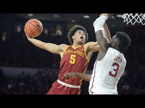 HIGHLIGHTS: Lindell Wigginton Throws Down a Monster Dunk for Iowa State | Stadium