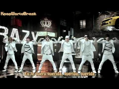 [MV] Teen Top -- Crazy - Dance Version (Legendado)