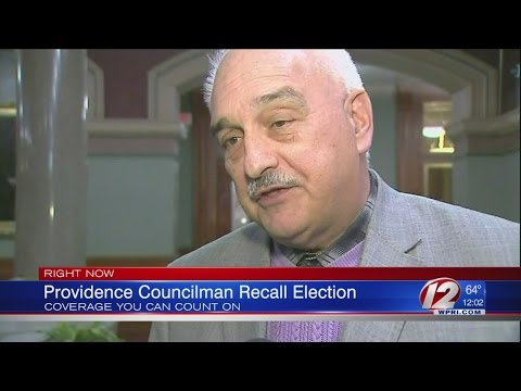 Providence Residents Voting in Recall Election