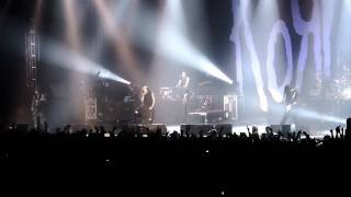KoRn - 06 - Coming Undone - Shoots and Ladders Intro - Live in Prague 2009 HD