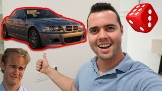 HERE'S WHO WON THE BMW M3 *emotional*
