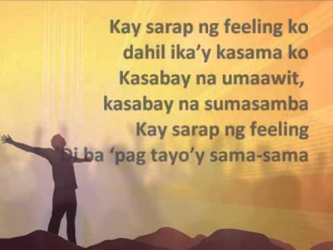 Kay Sarap Ng Feeling (Sa Piling Mo)