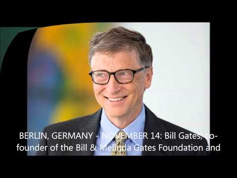 Bill Gates Life History In Tamil And Motivational Video