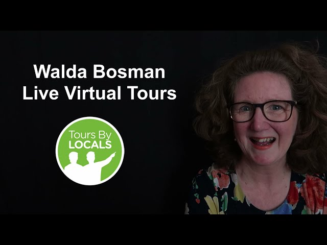 Live Virtual Tours conducted by art historian and Toursbylocals no. 1 tourguide in the Netherlands
