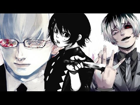 Top 10 Strongest Ghoul Investigators - Tokyo Ghoul :re
