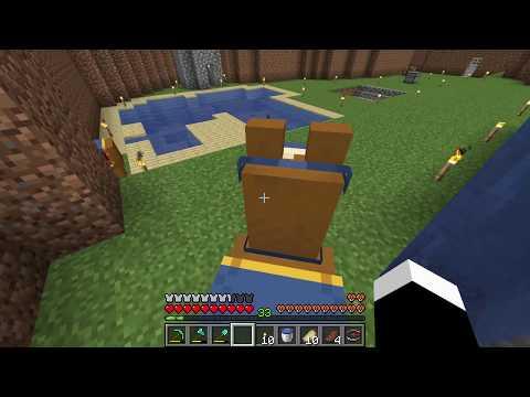 Taming a Trader's Llama - Minecraft