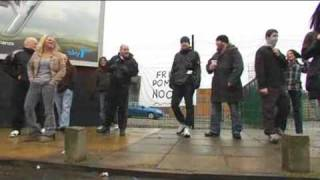 Protest over Noonan jailing