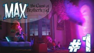 Прохождение MAX: The Curse of Brotherhood. ЧАСТЬ 1. ДРУГАЯ ЗЕМЛЯ