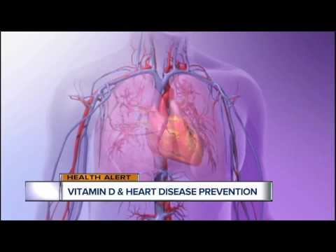 Looking at Vitamin D and Heart Disease prevention