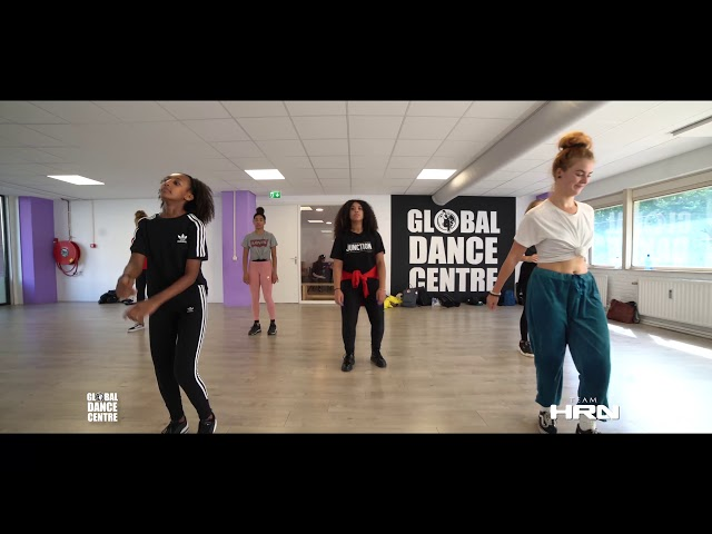 Sanne Bothee - Global Dance Centre Amsterdam 2018