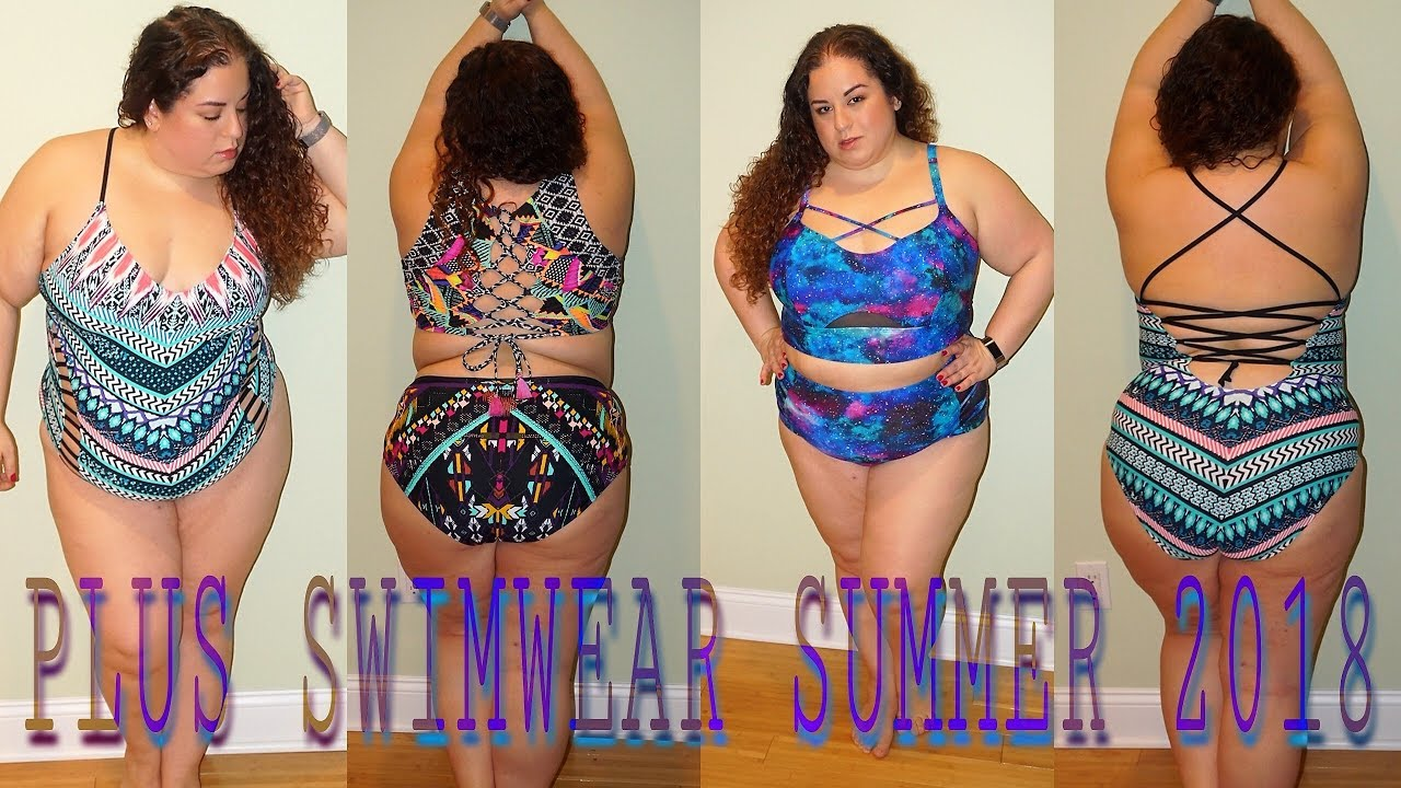 bcffe44b2ae PLUS SIZE SWIMSUIT HAUL