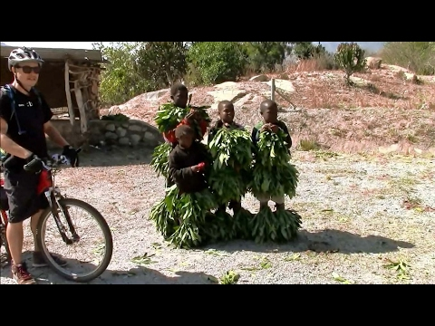 JAR, Svazijsko, Mosambik na kole (4.) HD / S.Africa,Swaziland,Mosambique on bicycle (4.)