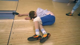 nct chenle falling for 6 minutes straight