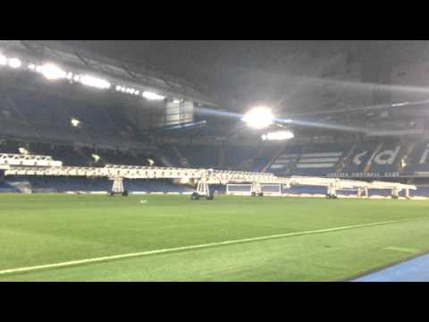 Chelsea FC - New LED lighting - special effects