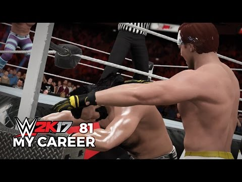 WWE 2K17 My Career Mode Ep 81 | ATTACKING THE IC CHAMPION