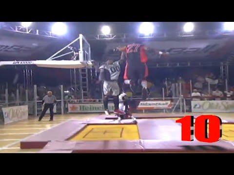 Slamball - Top 10 moments