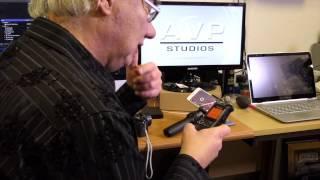 Tascam DR22WL audio recorder