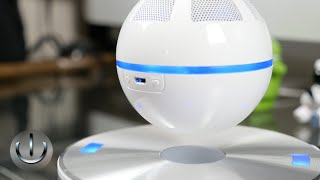 Ice Orb Levitating Bluetooth 4.1 Speaker w/NFC